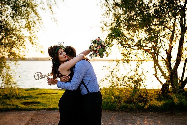 Sedinta Foto Maja si Dan | Fotograf profesionist de evenimente \ Lacul morii | apus de soare | Dragoste foto nunta